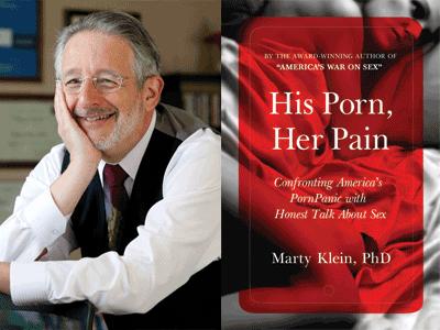 MARTY KLEIN at Books Inc. Palo Alto