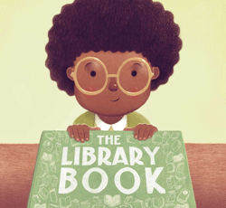 The Library Book by Tom Chapin and Michael Mark