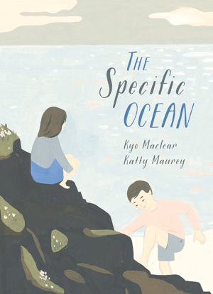 The Specific Ocean Book Cover Photo