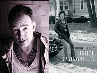 City Arts & Lectures presents BRUCE SPRINGSTEEN
