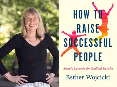 ESTHER WOJCICKI PHOTO AND BOOK COVER
