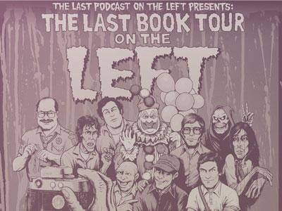 Last Book Tour on the Left banner