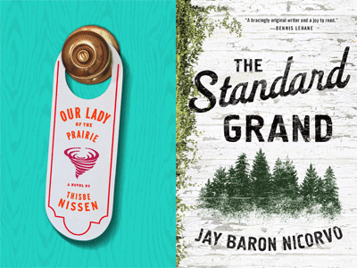 Our Lady of the Prairie and The Standard Grand cover images