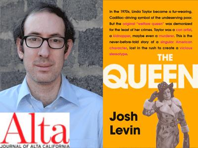 JOSH LEVIN photo and book cover