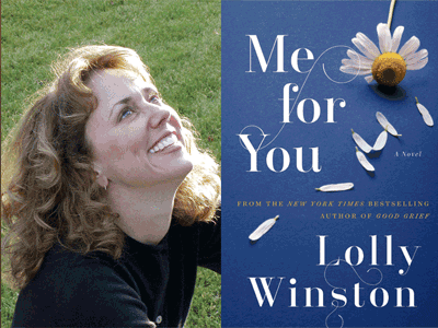 lolly winston photo and book cover