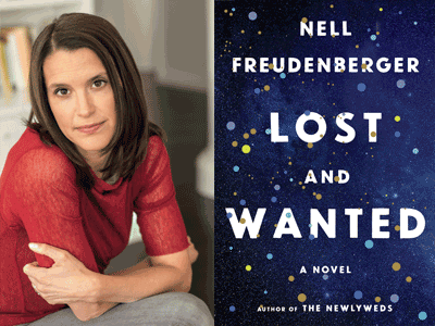 NELL FREUDENBERGER photo and cover image