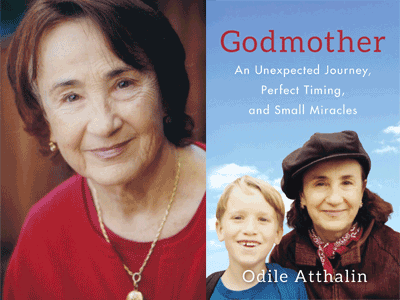 ODILE ATTHALIN at Books Inc. Berkeley