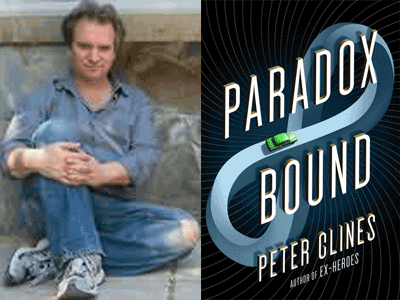 peter clines photo and cover