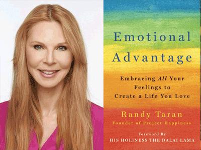 randy taran author photo and book cover