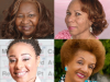Marietta Harris, Tina Maria Scott, CaT Bobino, Yvetta Franklin author photos