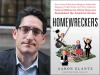 Aaron Glantz author photo and Homewreckers cover image