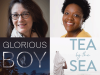 Author and cropped cover images for Aimee Liu and Donna Hemans