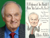 Alan Alda author photo and book cover image