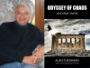 Alan Fleishman author photo and Odyssey of Chaos cover image