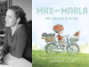 Alexandra Boiger author photo and Max and Marla Are Having a Picnic cover image
