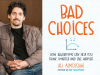 Ali Almossawi author photo and Bad Choices cover image