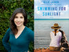 Allie Larkin author photo and Swimming for Sunlight cover image