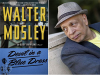 Walter Mosley author photo and cover image for Devil in a Blue Dress