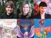 author and cover images for Anne Nesbet, Jennifer Lynn Alvarez, and Jill Diamond
