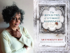 Arundhati Roy photo and Ministry of Utmost Happiness cover image