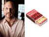 Augusten Burroughs author photo and Lust & Wonder cover image