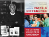 Arthur Blaustein author photo and Make a Difference cover image