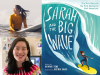Sarah and the Big Wave Book Cover