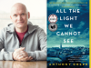 Anthony Doerr author photo and All the Light We Cannot See cover image