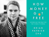 Brian Eha author photo and How Money Got Free cover image