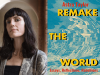 Astra Taylor author photo and Remake the World cover image