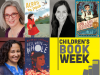 Children's Book Week: Red, White and Whole, Across the Pond book covers