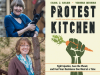 Author photos for Carol J Adams and Virigina Messina and Protest Kitchen cover image