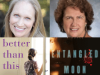 Author and cropped cover images for Cathy Zane and EC Frey