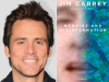 Jim Carrey author photo and Memoirs and Misinformation cover image