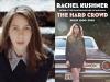 Rachel Kushner author photo and The Hard Crowd cover image