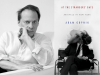 Adam Gopnik author photo and At the Strangers' Gates cover image