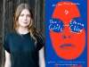 Emma Cline author photo and The Girls cover image