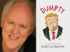 John Lithgow author photo and Dumpty cover image