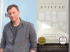 Matthew Desmond author photo and Evicted cover image