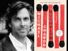 Michael Chabon author photo and Moonglow book cover image