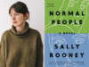 Sally Rooney author photo and Normal People cover