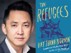 Viet Thanh Nguyen author photo and The Refugees cover image