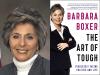 Senator Barbara Boxer photo and The Art of Tough cover image