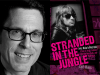Curt Weiss author photo and Stranded in the Jungle cover image