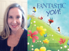 Danielle Dufayet author photo and Fantastic You cover image