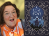 Darcey Rosenblatt author photo and Lost Boys cover image