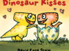 cropped cover image of Dinosaur Kisses