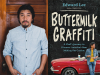 Edward Lee author photo and Buttermilk Graffiti cover image