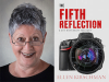 Ellen Kirschman author photo and The Fifth Reflection cover image