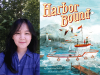 Ellen Shi author photo and Harbor Bound cover image